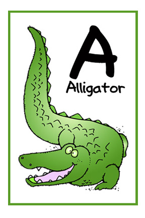 free zoo phonics coloring pages - photo#41