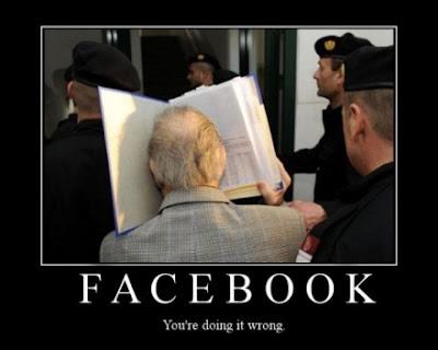 Orang Jahat Takut Guna Facebook!