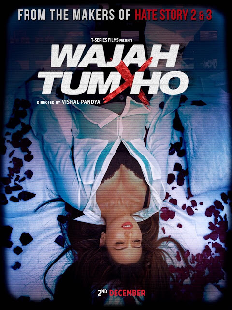 Wajah Tum Ho First look out features hot Sana khan