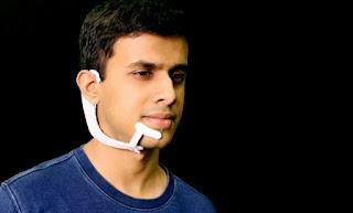 Este gadget permite comunicarte con tu ordenador sin decir una palabra