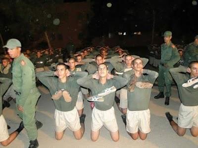 """الحكومة تصادق رسميا على قانون """"التجنيد الاجباري"""" للشباب"""