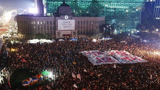 Park Geun-hye dan Sejarah Hitam Korea Selatan