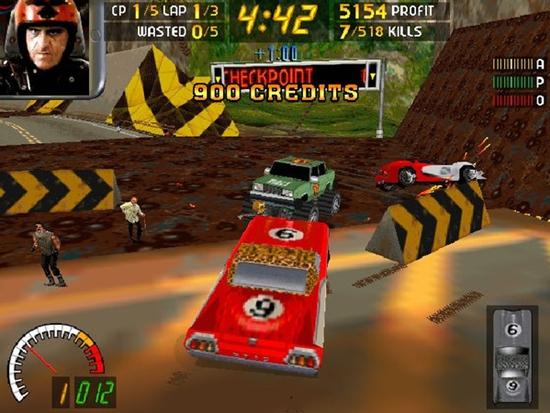 Carmageddon Max Pack screenshot 3