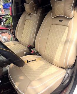 Áo ghế ô tô mẫu 7