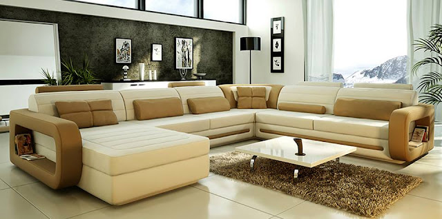 3D Small Living Room Interior Design Ideas 2016