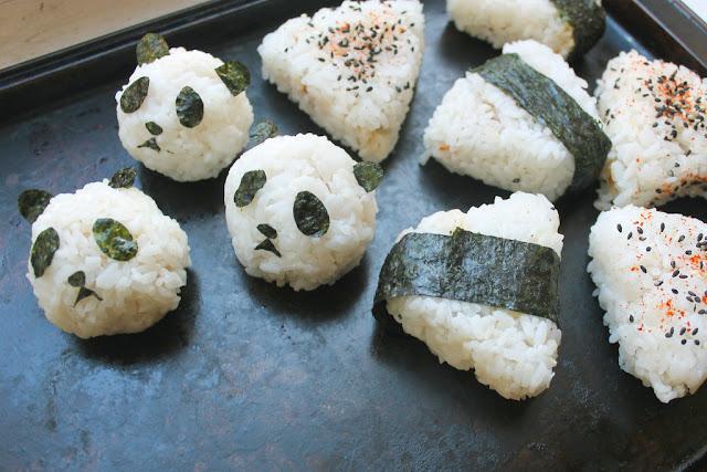 menu sarapan sehat onigir (via huffingtonpost.com)