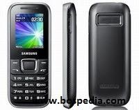 Harga dan Spesifikasi Samsung E1232B Terbaru 2016