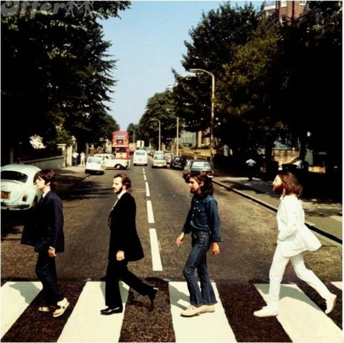 beatles conspiracy the abbey road cover. Black Bedroom Furniture Sets. Home Design Ideas