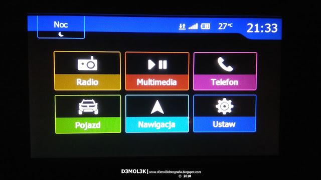 Nasza Dacia Duster 2018: Media Nav Evolution i micom test