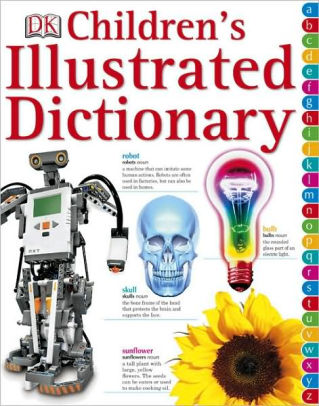 Children's Illustrated Dictionary BookPdf