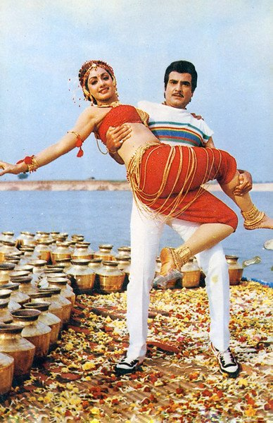 Sridevi: Jeetendra and Sridevi did 16 films together in 5 years!  Over 80% were hits!