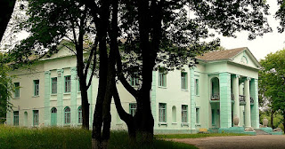 Albertyn - Pałac Pusłowskich
