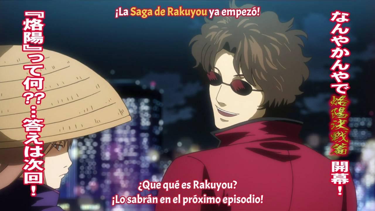 Gintama 2017 cap 2 Sub Español