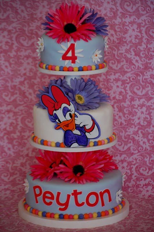 Cakefilley Daisy Duck Cake