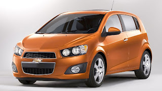 Dream Fantasy Cars-Chevrolet Sonic Hatchback 2013
