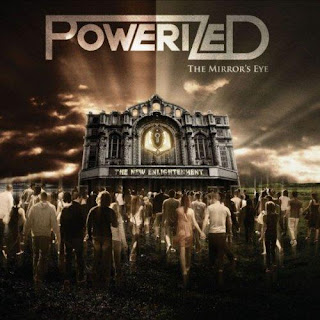 "Το lyric video των Powerized για το ""Where Worlds Meet the Eye"" από το album ""The Mirror's Eye"""