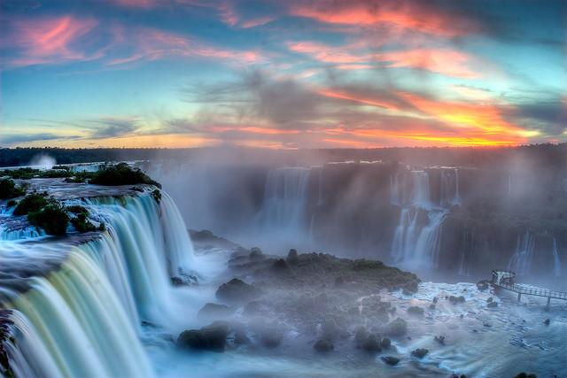 I Just Love Waterfalls! Here Are Some Great Waterfalls in South America I Have Been .