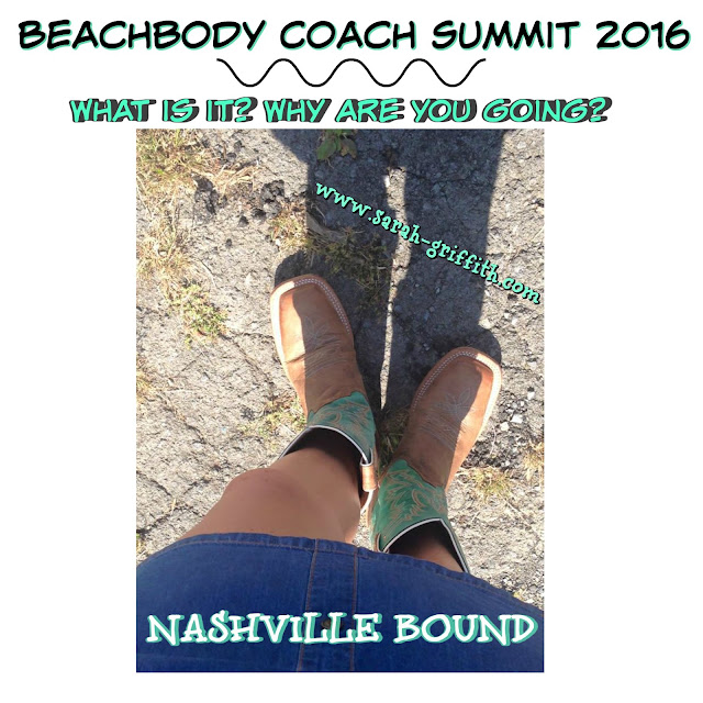 coach summit, summit 2016, beachbody coach summit, nashville coach summit, sarah griffith, top beachbody coach,