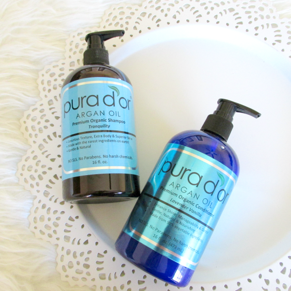 Pura d´or Argan Oil Premium Organic Shampoo & Conditioner Review
