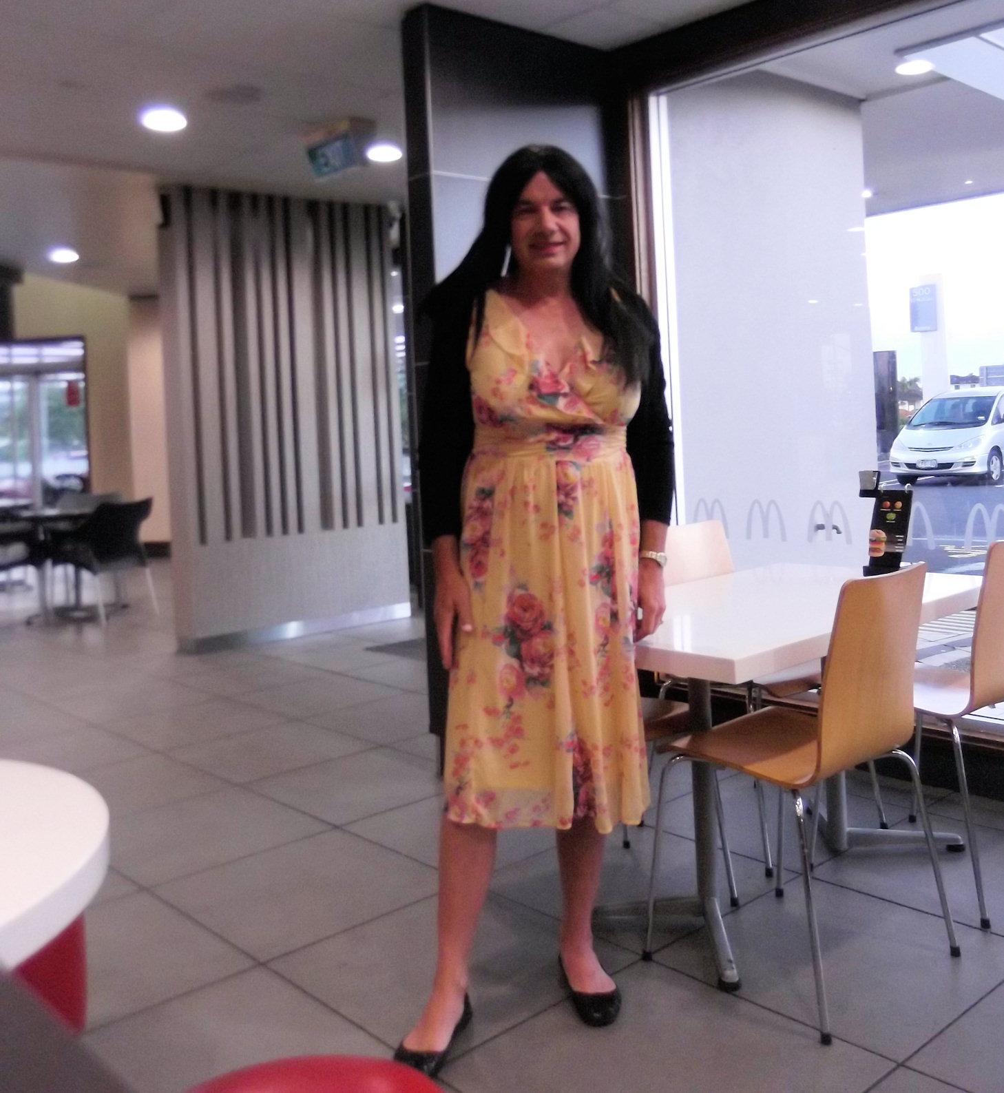 Rachel - Life As A Crossdresser Finally A Catch Up With -5875