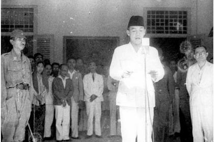 Sejarah Proklamasi Kemerdekaan Indonesia Lengkap