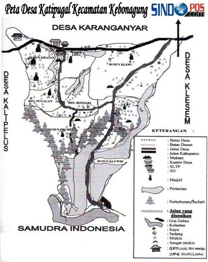 Profil Desa & Kelurahan, Desa Katipugal Kecamatan Kebonagung Kabupaten Pacitan
