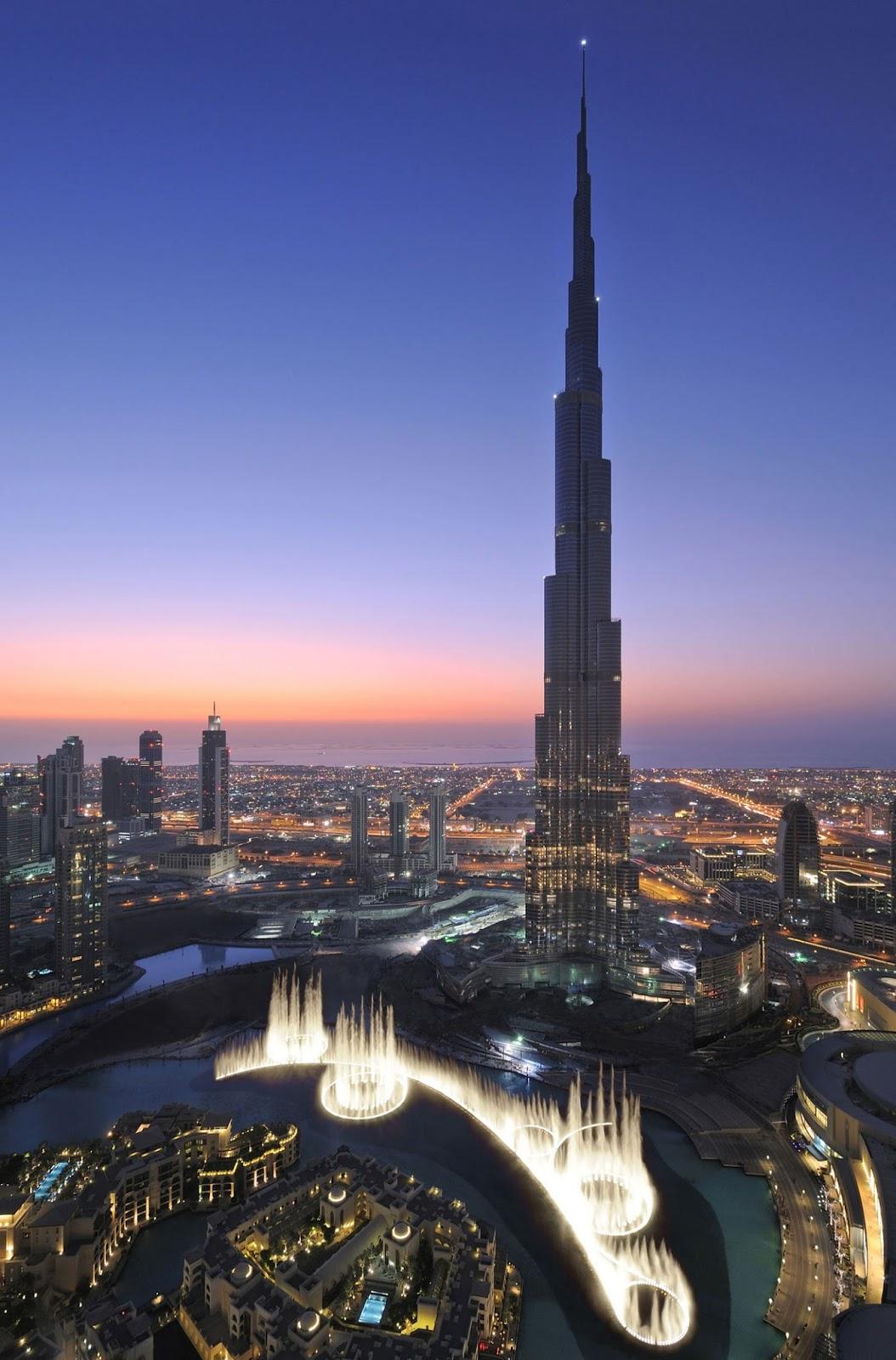 Passion For Luxury : Armani Hotel Dubai