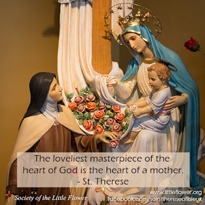 """O Mary, We Crown Thee with Blossoms Today!"" - A Homily for the Fourth Sunday of Easter"