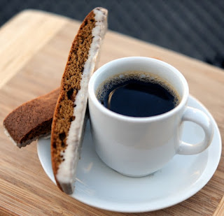 Ethiopian Coffee With Anise Biscotti Cookies Recipe