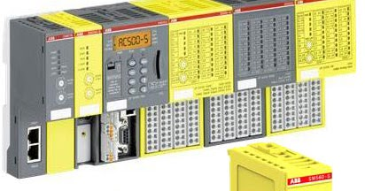 ABB AC500-S Safety PLC, Fairly Sophisticated Controller for Complex