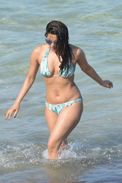 Priyanka Chopra Bikini