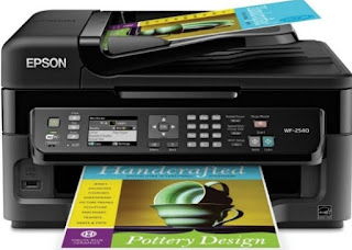 Epson WorkForce WF-2540 Review - Free Download Driver