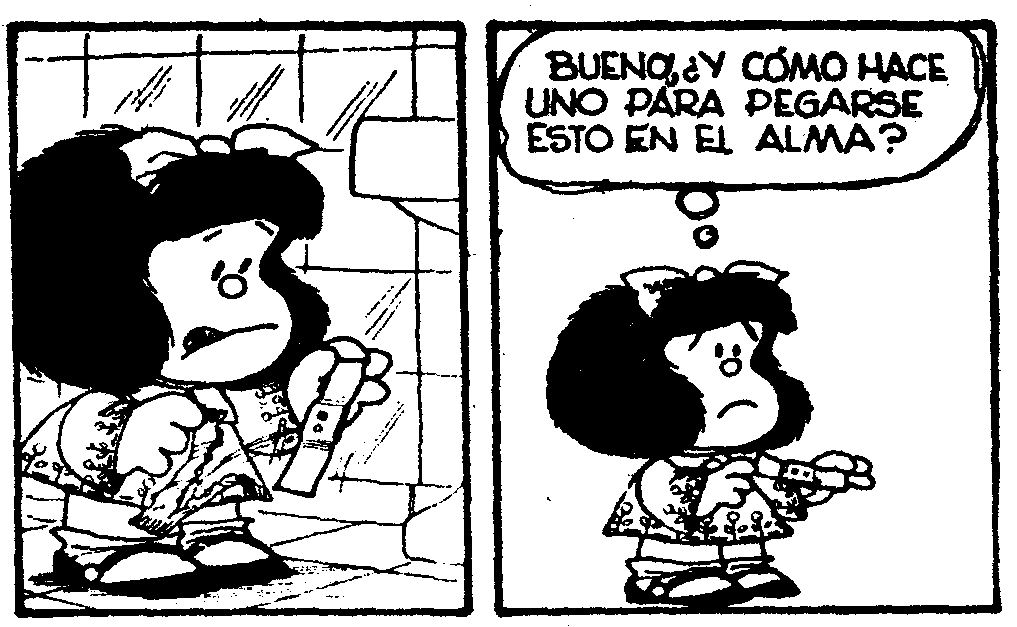The Mirk Sound: Mafalda VII