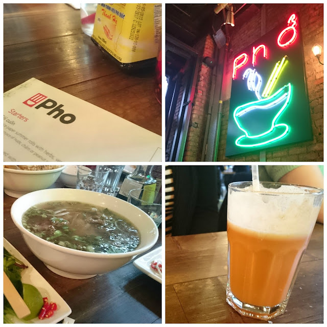WHAT THE PHO :: ANOTHER NEW BEGINNING