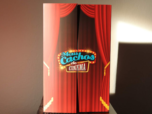 Brilha já com Novex Meus Cachos de Cinema !!
