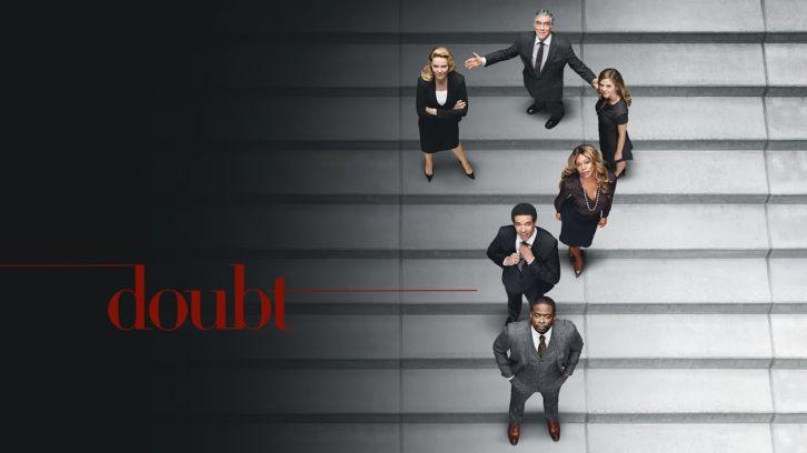 Doubt Poster CBS Katherine Heigl