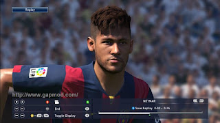 Download PES 2015 Update in August 2015 Transfer PSP Android