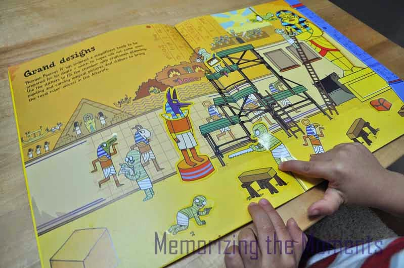 Memorizing the Moments: Usborne Book Review