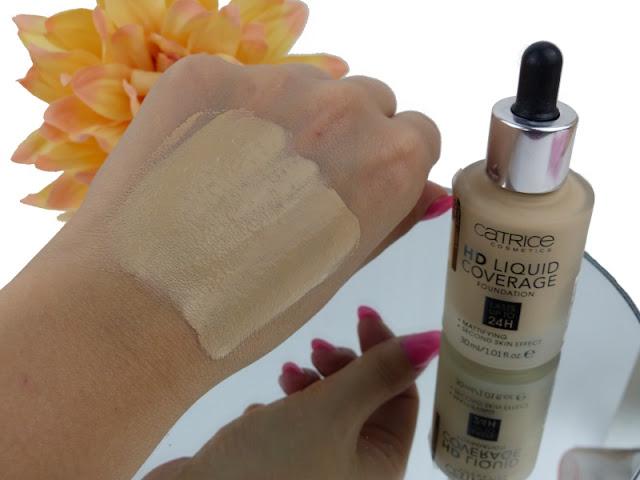 Ramona 180 S Beauty Blog Review Catrice Hd Liquid Coverage