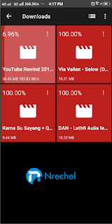 Review Aplikasi Vitube Cara download youtube mudah