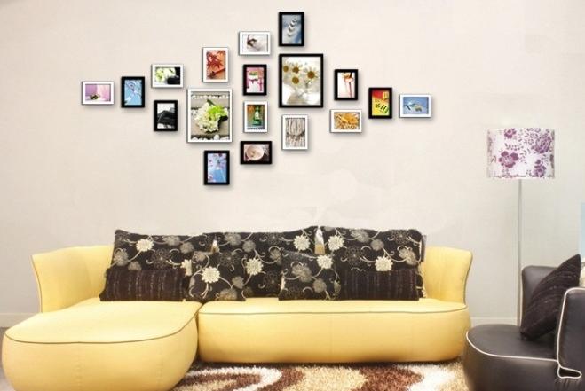 Hiasan Dinding Rumah Minimalis Yang Cantik Dan Menawan