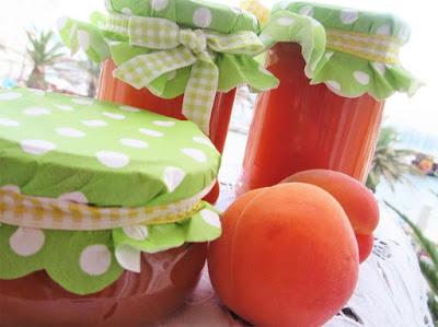 Prirodni džem od marelica / Homemade apricot jam