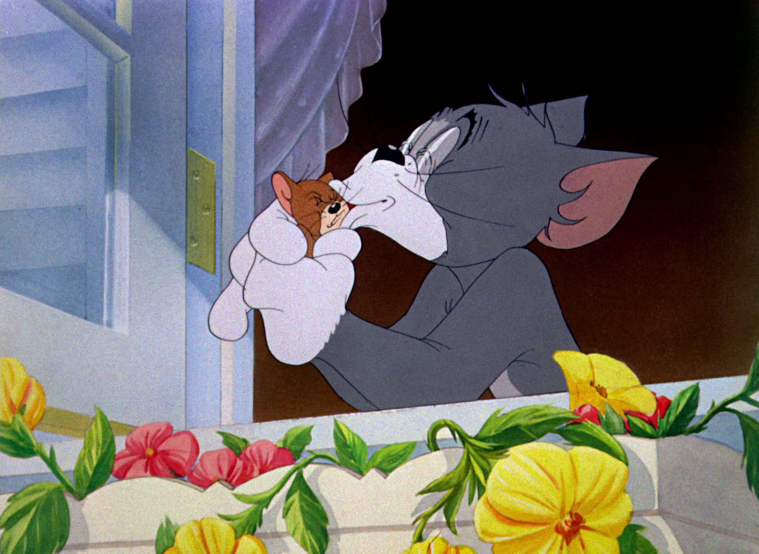 Tom  Jerry Pictures Springtime for Thomas