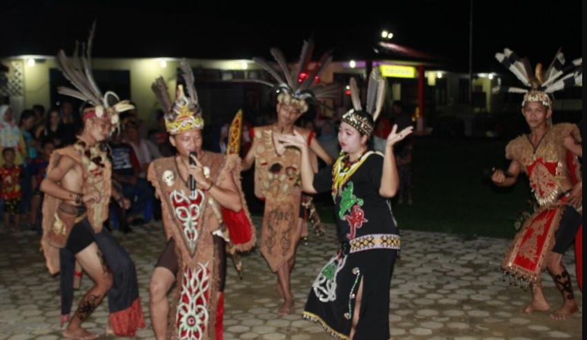Festival Budaya Kapuas Hulu 2018 Pekan Ke-9