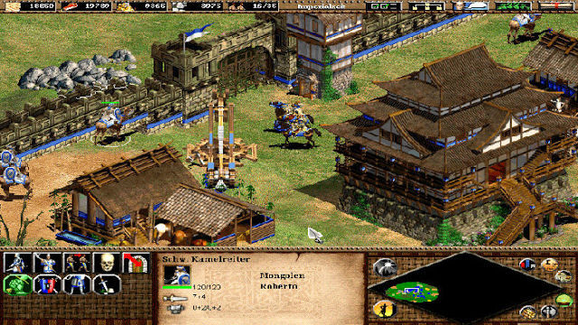 Age of Empires II: The Age of Kings (Demo) - Image du Jeu