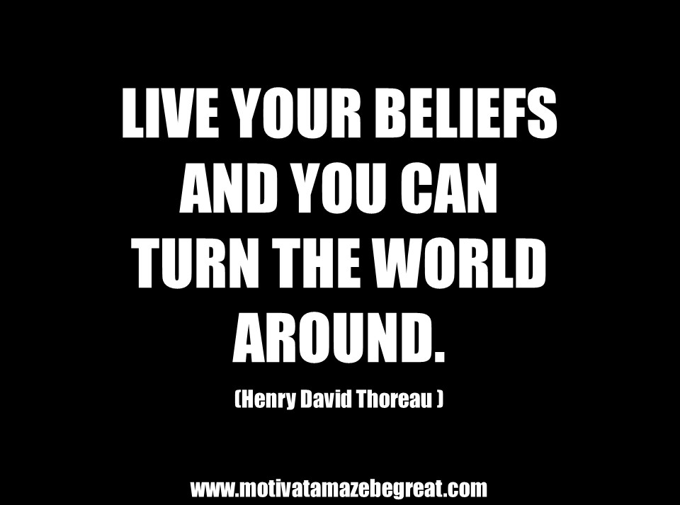 25 Belief Quotes For Self Improvement And Success Motivate Amaze