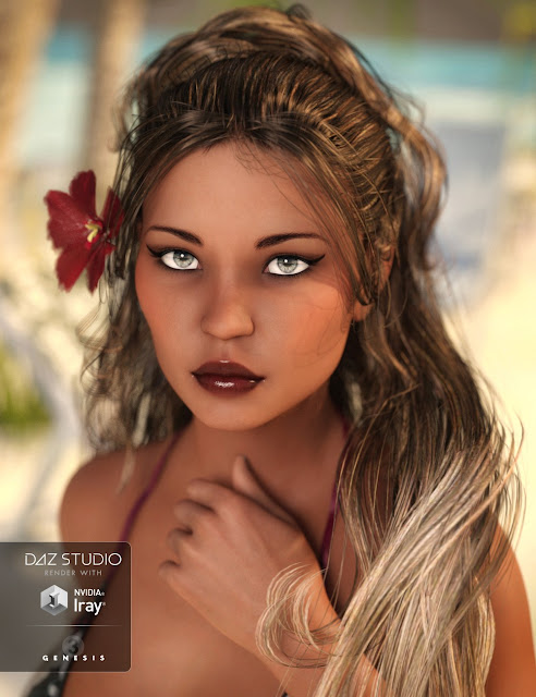Lilinoe for Kalea 7