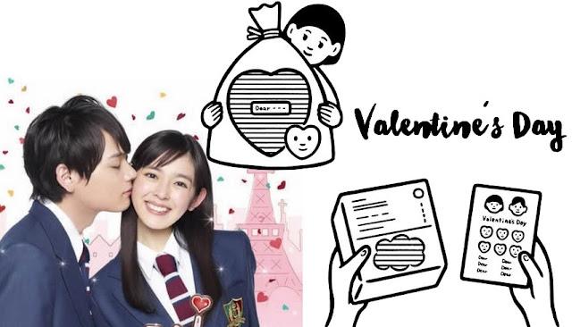 Valentine's Day - Dia dos Namorados no Japão