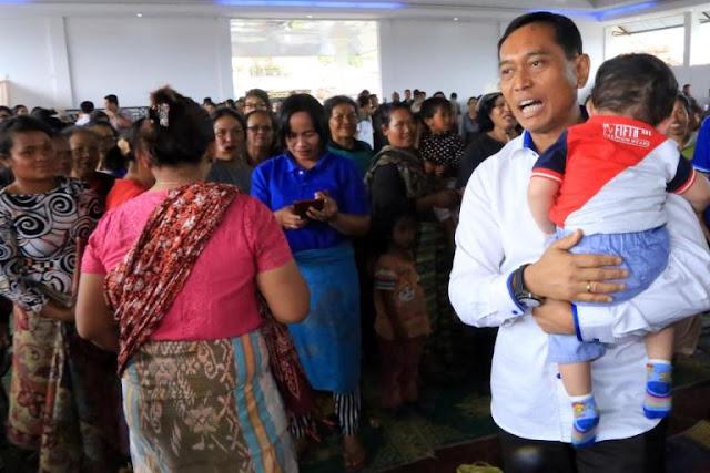 Curahan Hati Masyarakat Silimakuta untuk JR Saragih