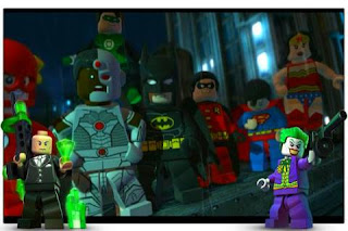 Download LEGO Batman DC Super Heroes Apk